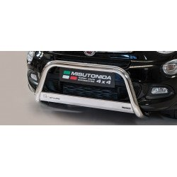 Přední ochranný rám FIAT 500 -63 mm-Misutonida EC/MED/393/IX