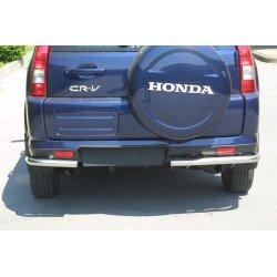 Zadní ochrana úhlová HONDA CR-V  -Misutonida PPA/137