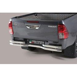 Zadní ochrana dvojitá TOYOTA Hilux  -Misutonida DBR/410