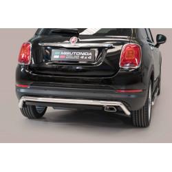 Zadní ochrana FIAT 500  CENTRAL-Misutonida PP1/393