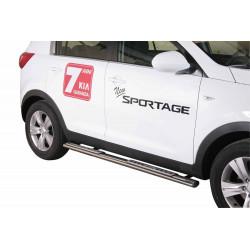 Boční ochrana design KIA Sportage  -Misutonida DSP/158