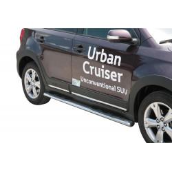 Boční oválný rám s nášlapy TOYOTA Urban cruiser...