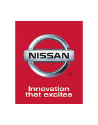 Misutonida přední rámy a nášlapy pro vozy Nissan Murano