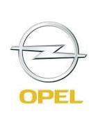 Misutonida přední rámy a nášlapy pro vozy Opel Meriva