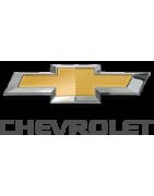 Misutonida přední rámy a nášlapy pro vozy Chevrolet Trax