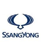 Misutonida přední rámy a nášlapy pro vozy SsangYong XLV