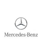 Misutonida přední rámy a nášlapy pro vozy Mercedes-Benz