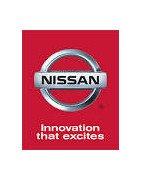 Misutonida přední rámy a nášlapy pro vozy Nissan Terrano