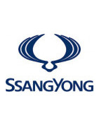 Misutonida přední rámy a nášlapy pro vozy SsangYong Musso