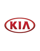 Misutonida přední rámy a nášlapy pro vozy 2002 - 2006 Kia Sorento