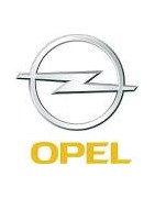 Misutonida přední rámy a nášlapy pro vozy Opel Zafira 2020-