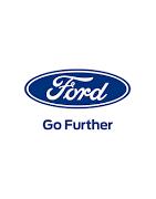 Misutonida přední rámy a nášlapy pro vozy Ford Transit Courier
